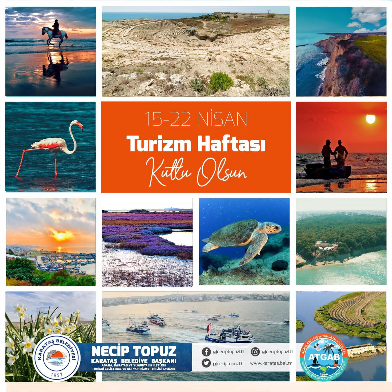 Turizm'in Kalbi Karataş'ta Atacak