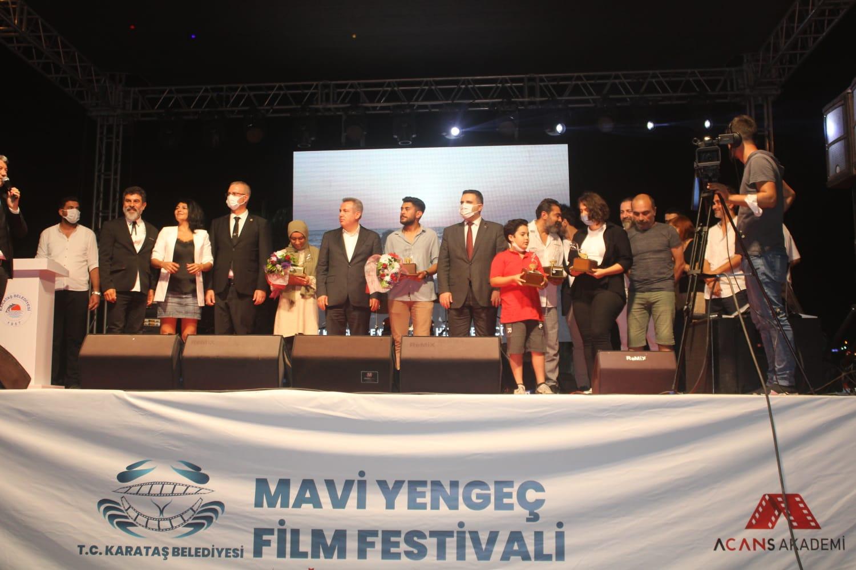 1.      Ulusal Mavi Yengeç Film Festivali Sona Erdi.